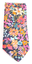Dreams of Summer Cotton Tie Made with Liberty Fabric