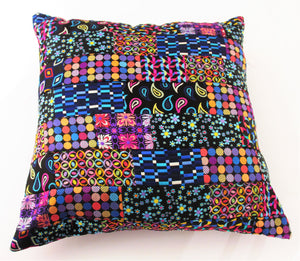 Limited Edition Silk Cushion by Van Buck