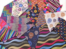 200g Bag of Assorted Limited Edition Fabric Pieces
