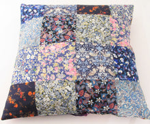 Van Buck Cushion Made with Liberty Fabric