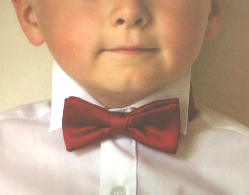 Custom Childs Bow Tie