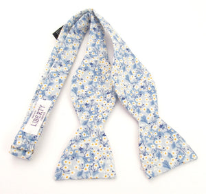 Mitsi Self Tie Bow Tie Made with Liberty Fabric