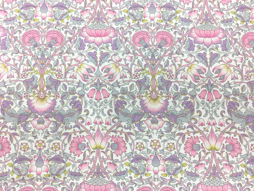 Lodden Pink Liberty Fabric