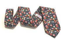 Buttercup Cotton Tie Made with Liberty Fabric