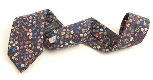 Donna Leigh Cotton Tie Made with Liberty Fabric