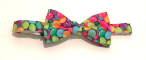 Smarties Cotton Pre-Tied Bow by Van Buck