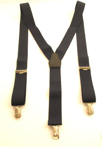Navy Trouser Braces