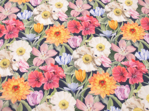 Melody Blooms Liberty Fabric