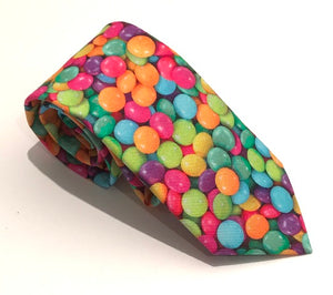 Smarties Cotton Tie by Van Buck