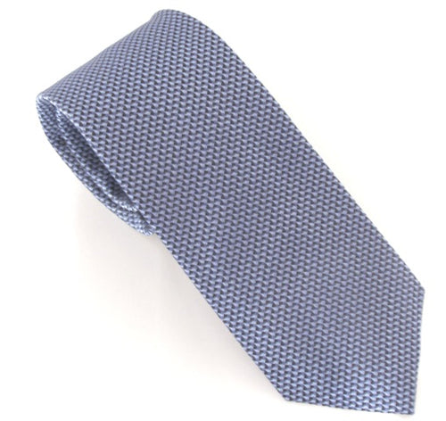 Van Buck London Plain Sky Blue Tie