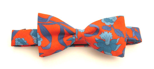 Columbia Bow Tie Made with Liberty Fabric