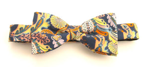 Concerto Bow Tie Made with Liberty Fabric
