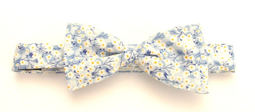 Mitsi Bow Tie Made with Liberty Fabric