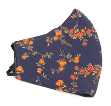 Elizabeth Cotton Face Covering / Mask Made with Liberty Fabric
