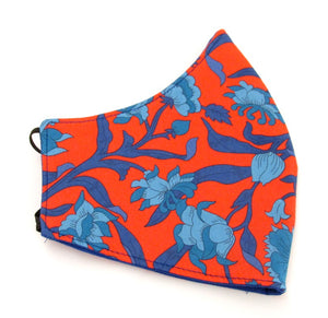 Colubia Road Face Covering / mask Made with Liberty Fabric