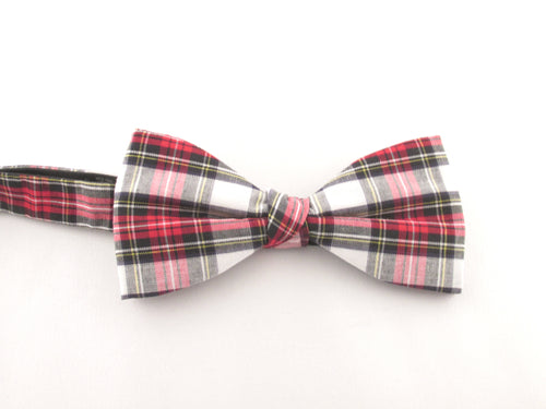 Dress Stewart Tartan Bow Tie by Van Buck