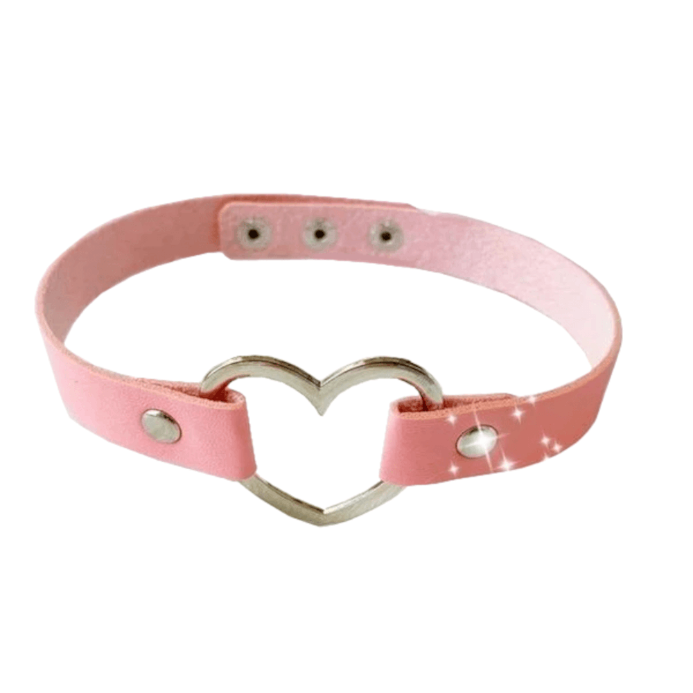 Dad's Little Girl, Heart Collar