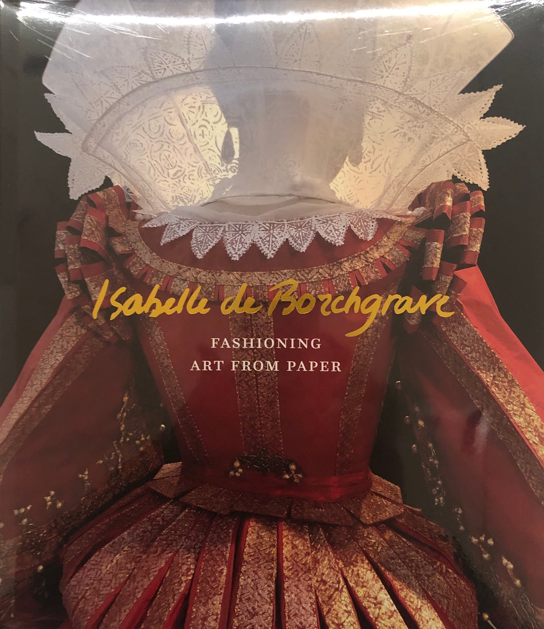 Isabelle de Borchgrave Fashioning Art from Paper