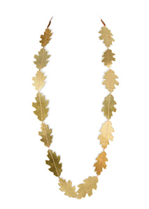 Oak long Necklace