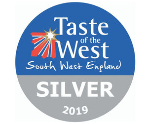 Silver Taste of the West award for The Chocolate Pizza Company