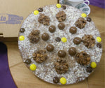 Honey Monster Chocolate Pizza by The Chocolate Pizza Company