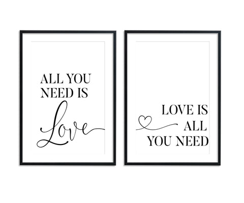 All You Need Is Love Set