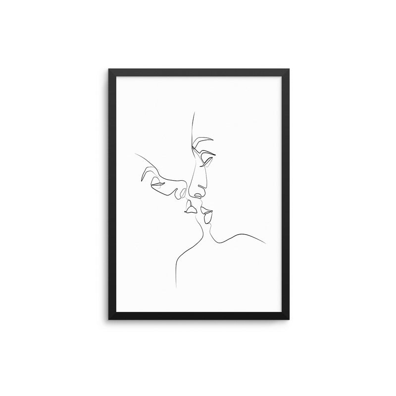 Lovers Outline