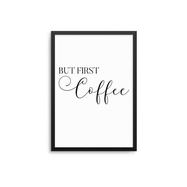 But First Coffee II