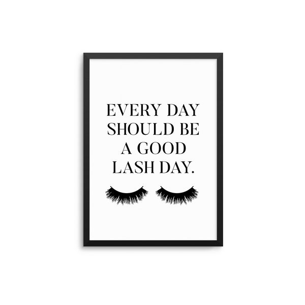 Every Day Should Be A Good Lash Day