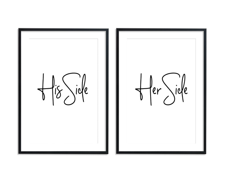His Side | Her Side Set II