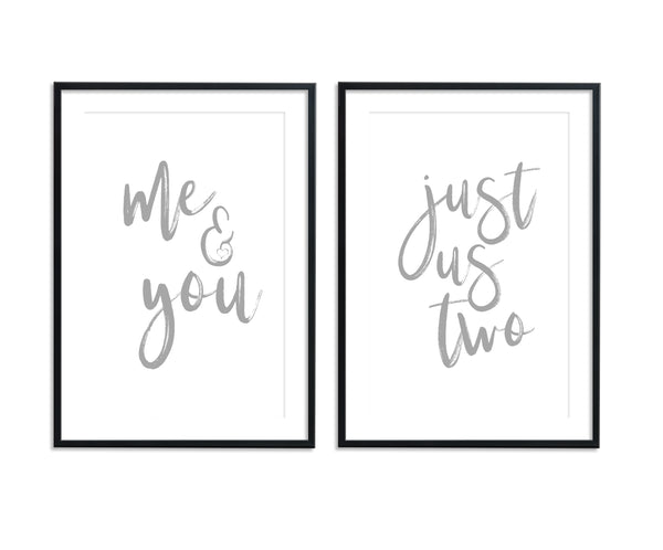 Me & You | Just Us Two Set