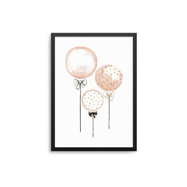Pink Balloon Trio