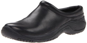 Merrell Men's Encore Gust Slip-On Shoe,Smooth Black Leather,10.5 M US