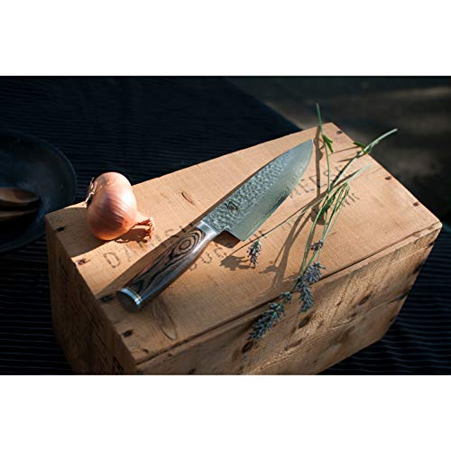"Shun Cutlery Premier 8"" Chef's Knife, Handcrafted in Japan"