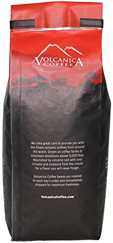 Costa Rica Coffee, Tarrazu Original, Ground, Medium Roast, Fair Trade, Fresh Roasted Gourmet Coffee, 16-ounce