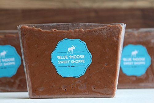Belgian Chocolate | Gourmet Fudge | The Best Copper-Kettle Fudge | Desserts and Candy | Holiday Gifts 1 LB