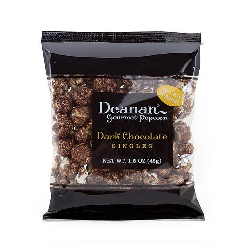 "Deanan - 12 count box of Assorted Popcorn ""Sweet Singles"" (1.2 & 1.5 oz each)"