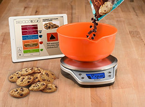 Wireless Perfect Bake Pro Smart Kitchen Scale and Recipe App