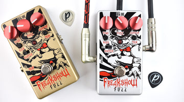 Pedal of the Day (Freakshow Fuzz Silicon)