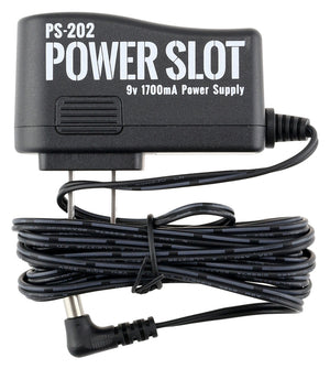 PS-201 1700mA POWER SUPPLY BONUS PACK