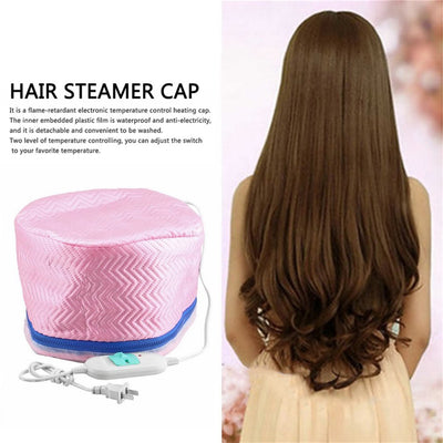 Hair Care Spa Electric Hair Thermal Treatment Beauty Steamer