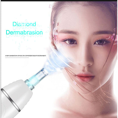 Diamond Dermabrasion Device Skin Peeling Beauty Spa Machine