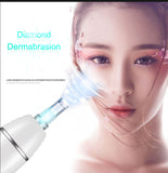 Skin Peeling Beauty Spa Machine Diamond Dermabrasion Device