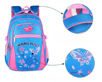 Backpack School Bags for Girls