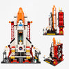 Lego Gift for boy City Spaceport Spac 679Pcs