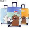 Luggage Cover Travel Accessories Protect Suitcase Cover to 18''-32'' Case Covers