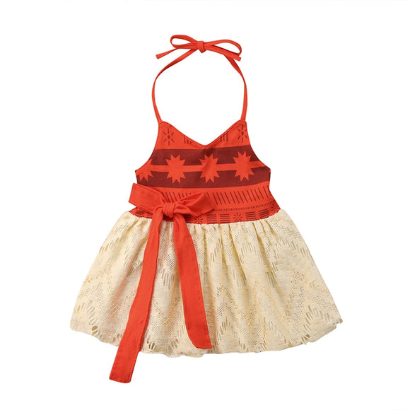 Moana Princess Newborn Toddler