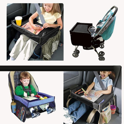 Baby Car Seat Tray Table Kids Play Travel