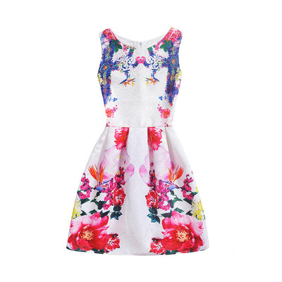 Girls Kids Summer Dresses  Formal Party Dress