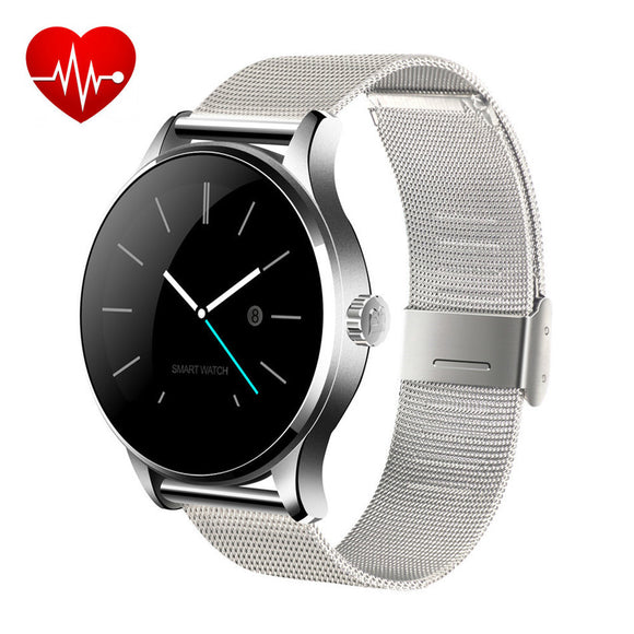 Androids Smart Watch for Men Health Digital Wearable Devices